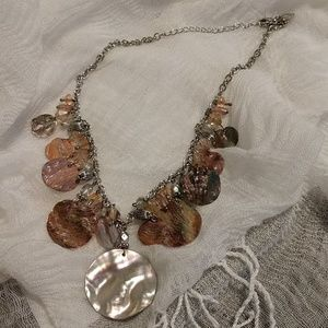 Lia Sophia Shell Necklace